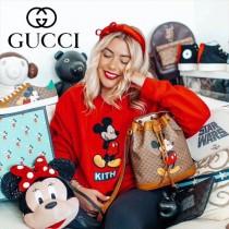 602691 gucci X Disney 真香系列水桶包