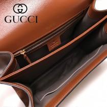 602781-02 GUCCI新款  Sylvie 1969系列手袋 *