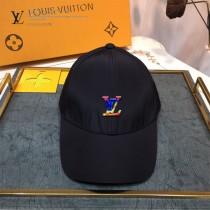 LV 路易威登20春夏官網棒球帽,漸變logo,尼龍面料,LV限量發售新款