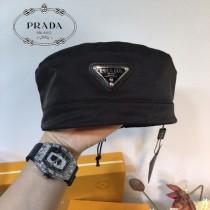 普拉達PRADA新款中性帽子 專櫃限量新品、潮男潮女時尚單品,尼龍面料柔軟,正版出品
