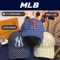 MLB洋基NY老花棒球帽 官網新品,代購原單品質 男女同款