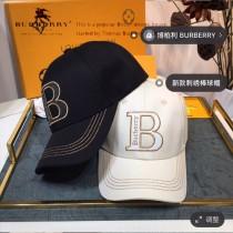 巴寶莉Burberry 新款刺繡logo棒球帽  精致走線