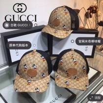 Gucci  Disney 官网11原单对版棒球帽 男女通用