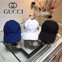 GUCCI古奇 GG最新款棒球帽  時尚潮流