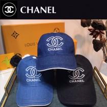 香奈兒CHANEL,最新款牛津材質棒球帽 真皮帽釘,真皮調節帶