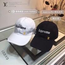 superme與LV聯名款最新款棒球帽 時尚潮流