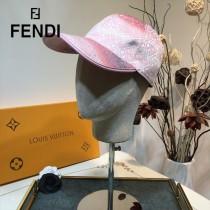 芬迪FENDI新款棒球帽鴨舌帽