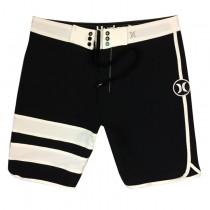 男士鍵體比賽運動褲 海邊沙灘褲短泳褲 寬松大碼舒適沖浪中五分褲