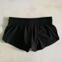 沙灘褲男女情侶褲裝彈力防水速幹沖浪泳褲熱褲海邊度假家