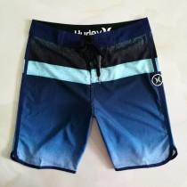 外貿熱銷跨境新款 男士沙灘褲彈力速幹運動 健身沖浪褲溫泉男短褲