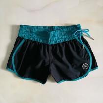 Hurley女士沙灘褲熱銷 速幹寬松沖浪遊泳休閑色彩 歐美韓版女裝褲