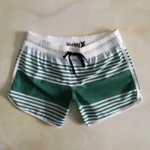 hurley夏季沙灘褲外貿 速幹寬松透氣輕薄舒適 海邊沖浪度假百搭褲