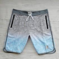 夏季熱銷沙灘褲男士巴西 寬松大碼色海邊沖浪舒適彩 短褲五分男褲