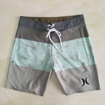 夏季涼透氣沙灘短褲 熱銷男士海邊休閑褲寬松大碼沖浪