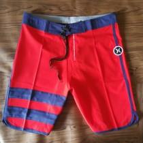 夏季外貿歐美沙灘褲男 速幹寬松廠價直銷大紅熱 沙灘泳短褲五分褲