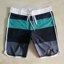 夏季新 外貿熱銷男士海邊沖浪沙灘褲短褲 寬松大碼沖浪休閑五分褲