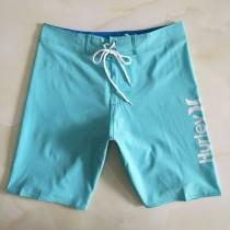 夏季男士沙灘褲 居家休閑戶外運動遊水海邊五分褲 外貿大碼款短褲