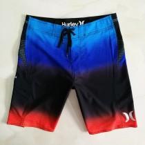 夏季新品熱銷外貿男士沙灘褲 寬松大碼沖浪海邊遊泳休閑 跨境超值