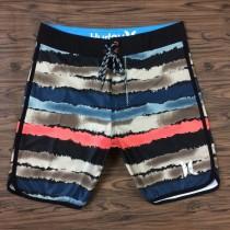 男士沙灘褲 彈力速幹運動 健身沖浪褲海邊男外短褲