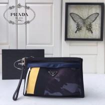 2NE789-2  PRADA 普拉達新款原版皮手包