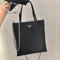 1BA252-1 PRADA普拉達新款原版皮購物袋