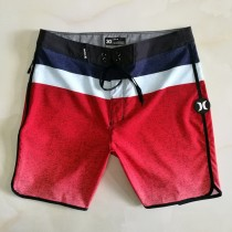 夏季跨境外貿沙灘褲 休閑速幹運動海邊沖浪遊泳褲 男裝短夏褲新