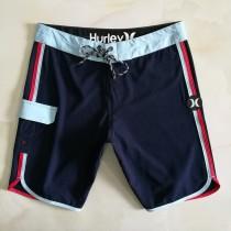 夏季跨境熱銷外貿新款 男士沙灘褲 速幹寬松短褲 外銷純彩色休閑