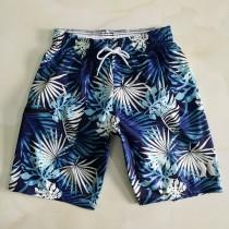 歐美碼男士內銷外貿沙灘褲 速幹中短快幹褲 休閑短褲