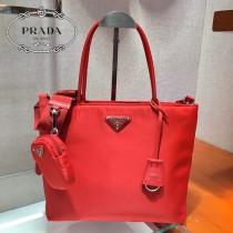 1BG320-4 PRADA普拉達新款原版皮 三合壹購物袋