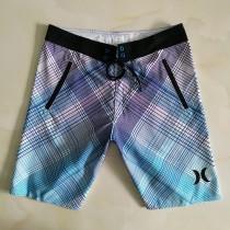 新品外貿熱銷男士海邊沙灘褲 五分褲寬松大碼 遊泳沖浪休閑運動褲