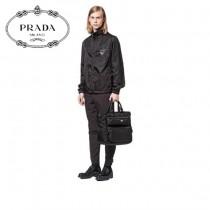 1BG040  PRADA普拉達原版皮新款購物袋