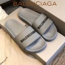 BALENCIAGA-05 巴黎世家2020 升級版情侶款壹字拖