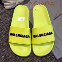 BALENCIAGA-03 巴黎世家2020 升級版情侶款壹字拖