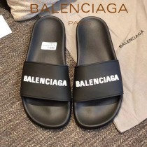 BALENCIAGA-06 巴黎世家2020 升級版情侶款壹字拖