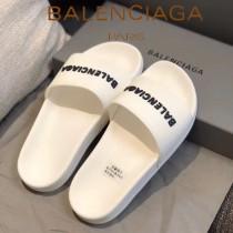 BALENCIAGA-04 巴黎世家2020 升級版情侶款壹字拖