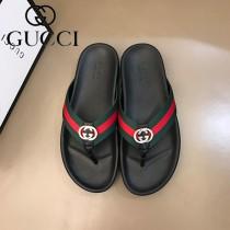 GUCCI 男士夏季拖鞋
