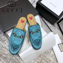GUCCI-03  代購級新款經典升級系列 半拖單鞋