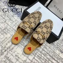 GUCCI-08  代購級新款經典升級系列 半拖單鞋