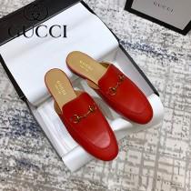 GUCCI-14  代購級新款經典升級系列 半拖單鞋