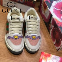 GUCCI-02  最高版本GUCCl古馳無敵爆款做舊小臟鞋 情侶鞋