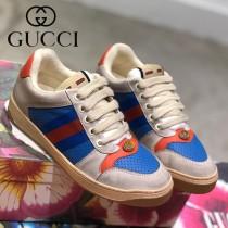 GUCCI-06  最高版本GUCCl古馳無敵爆款做舊小臟鞋 情侶鞋