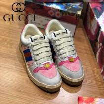 GUCCI-04  最高版本GUCCl古馳無敵爆款做舊小臟鞋 情侶鞋