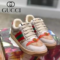 GUCCI-05  最高版本GUCCl古馳無敵爆款做舊小臟鞋 情侶鞋