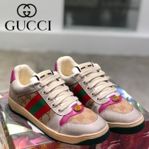 GUCCI-08  最高版本GUCCl古馳無敵爆款做舊小臟鞋 情侶鞋