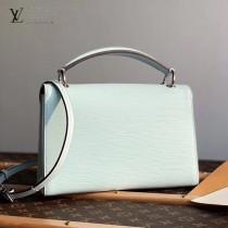 LV原單 M55981湖水藍Pochette Grenelle 手袋