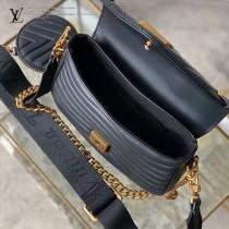 LV 原單新款 M56461 黑色 Multi Pochette New Wave手袋