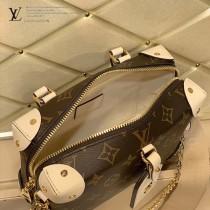 LV頂級原單 M48818-02  LOCKY BB手袋男女同款
