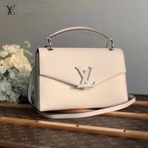 LV原單 M55978白色 Pochette Grenelle 手袋