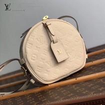 LV原單  M45276 白色 Nicolas Ghesquiè重新演繹經典帽盒