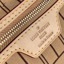 M40995-001  絲印頂級原單NEVERFULL 中號手袋